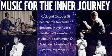 Music For The Inner Journey tickets
