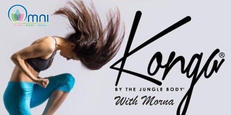 Konga Dance Free Trial Class tickets
