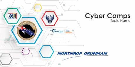 ECU - CyberShield Holiday Camp  tickets