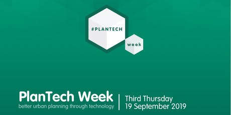 Third Thursday: PlanTech Week Special tickets