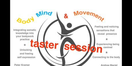 Body, Mind & Movement Taster session tickets