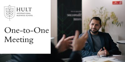 One-to-One Consultations in Brussels - Global One-Year MBA Program