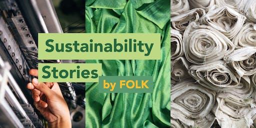 Sustainability Stories by FOLK: New Movements x Eco.Logic/Envelope