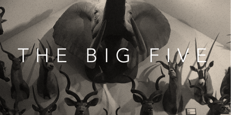 The Big Five  (short film, thriller) tickets