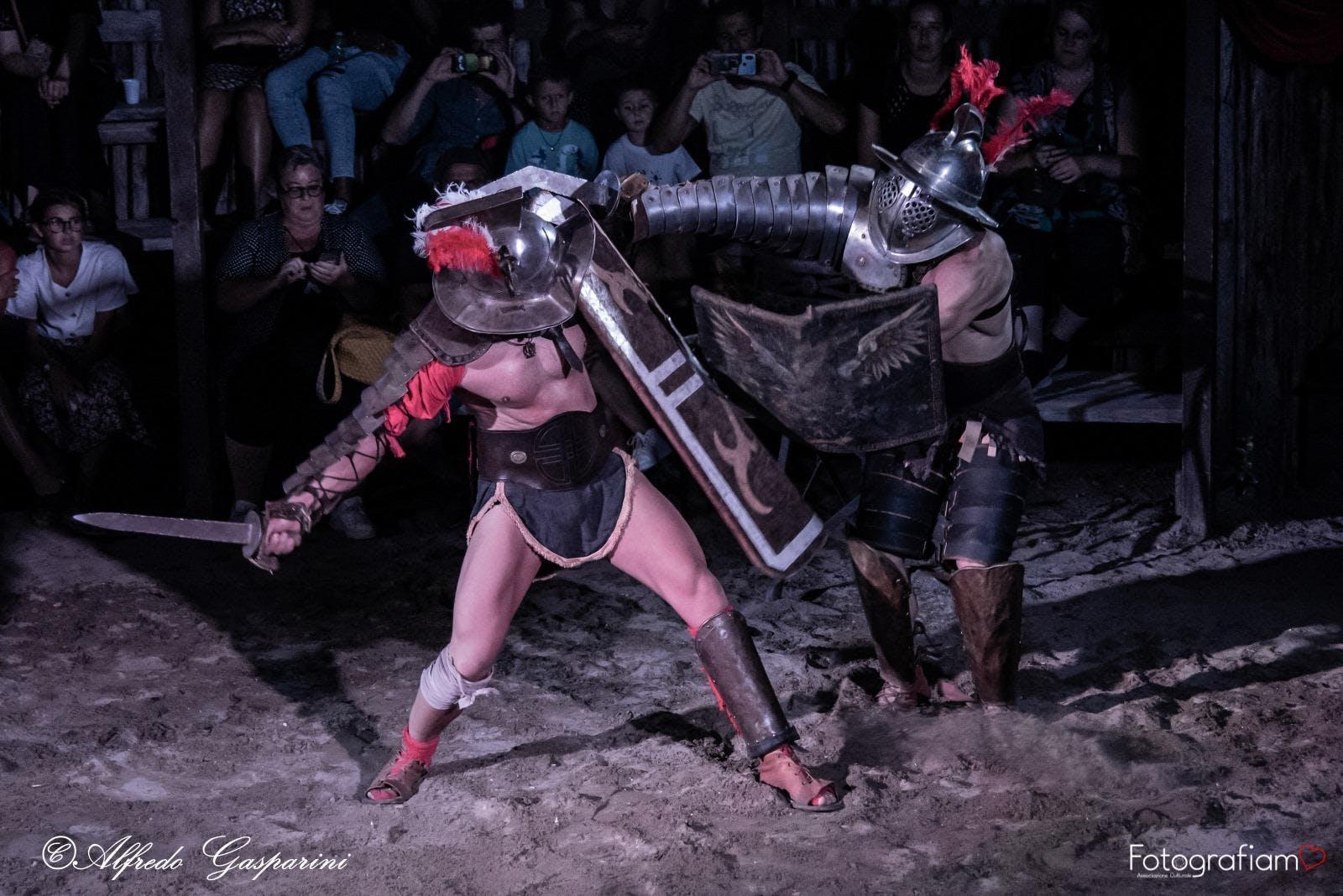 Gladiator Show 2020