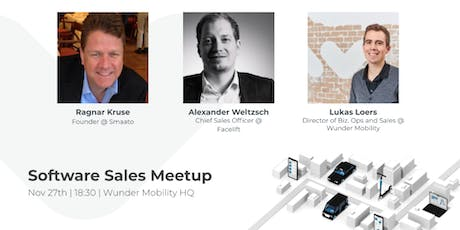 Sales Meetup by Wunder Mobility tickets