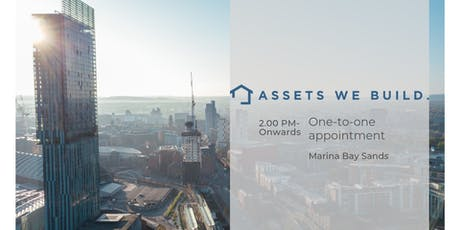 JV with us in the North West (UK) - Assets We Build tickets