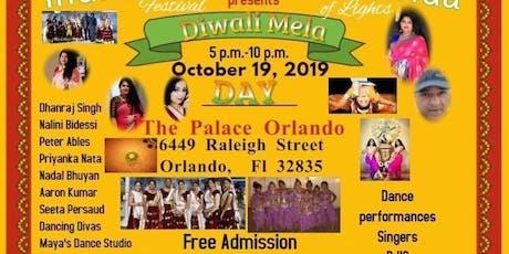 Orlando Diwali Mela 2019 tickets