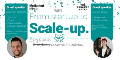 From startup to Scale-up