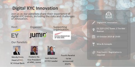 Digital KYC Innovation tickets