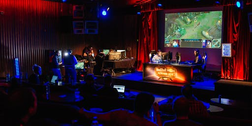 Red Bull Player One Ireland - National Final