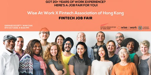 Wise At Work X FTAHK Fintech Job Fair