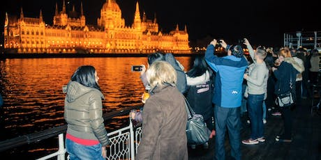 Late Night Cruise on the Danube with Optional Drinks tickets