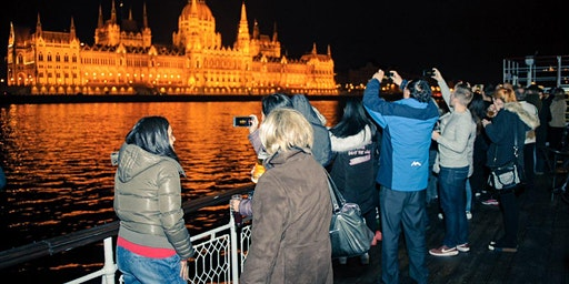 Late Night Cruise on the Danube with Optional Drinks