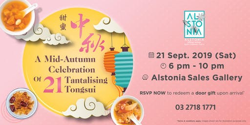 Mid- Autumn Celebration with Alstonia Hilltop Homes
