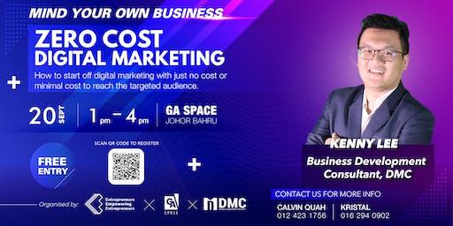 Mind Your Own Business: Digital Marketing (SEP JB)