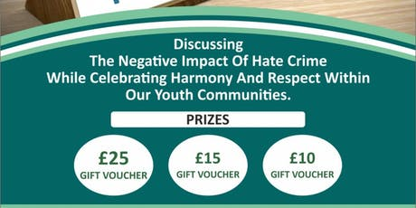 Let's End Hate Crime tickets