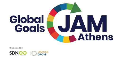 Global Goals Jam - Athens