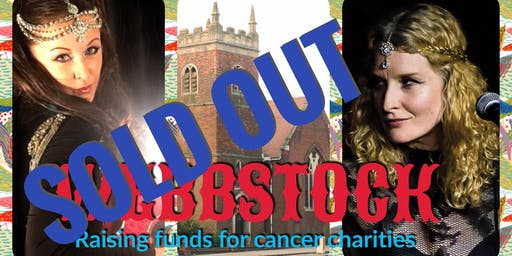 WEBBSTOCK - Raising funds for cancer charities