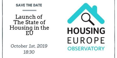 The 2019 State of Housing in the EU tickets