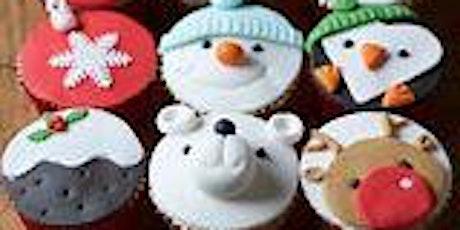 Christmas Cupcake Decoration tickets