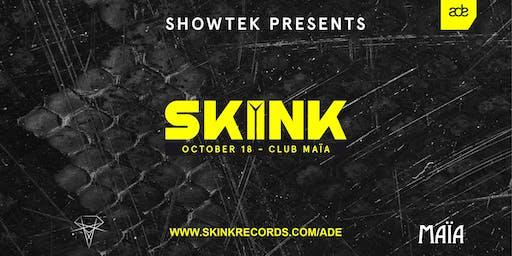 Showtek presents SKINK - ADE 2019 (SOLD OUT)