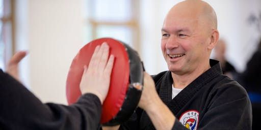 Shinson Hapkido Kampfkunst Selbstverteidigung Probetraining