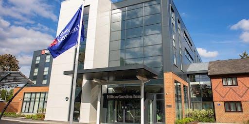B4 Classic Event at Hilton Garden Inn Abingdon Oxford