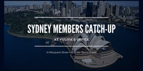 Sydney Mediator Catch Up tickets