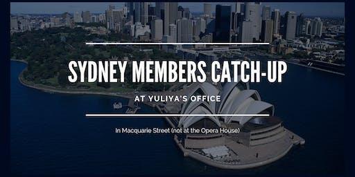 Sydney Mediator Catch Up
