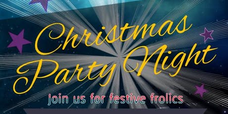 Christmas Party Night at the Rock tickets