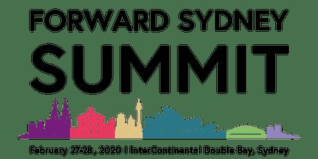 Forward Summit Sydney 2020 tickets