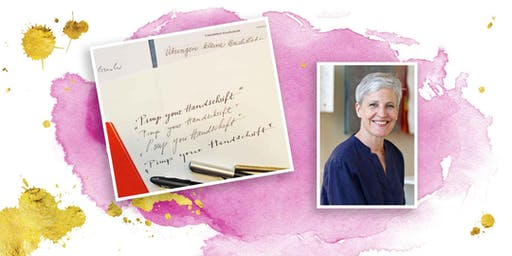 Workshop: Pimp Your Handschrift mit Agnete Sabbagh