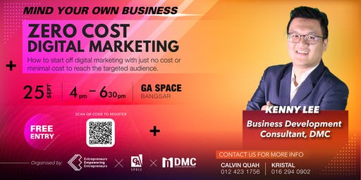 Mind Your Own Business: Digital Marketing (SEP KL)