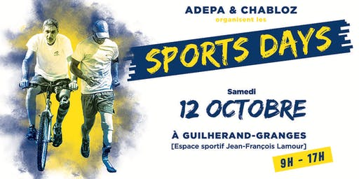Sports Days Guilherand-Granges