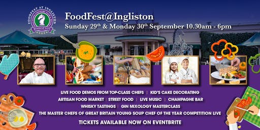 FoodFest@Ingliston