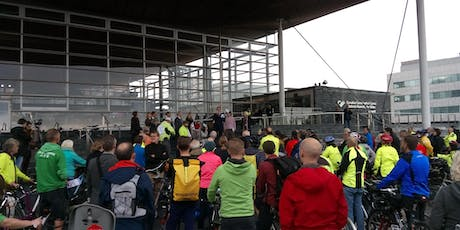 Cycle on the Senedd 2019 - Lobby Only tickets