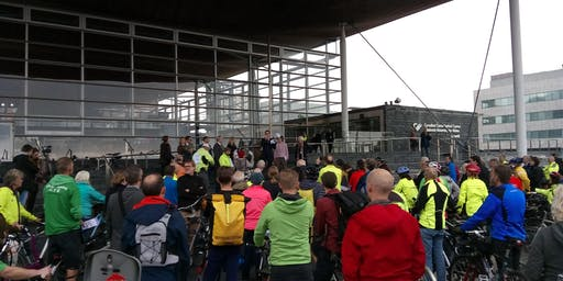 Cycle on the Senedd 2019 - Lobby Only