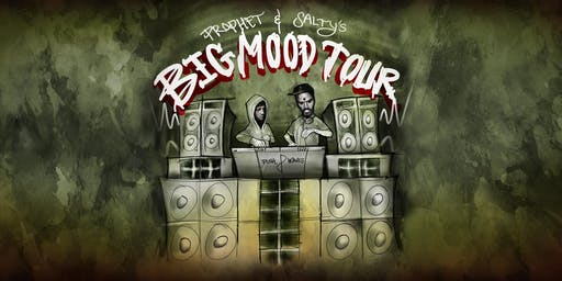 Omunitymoons presents : Prophet and Salty Big Mood Tour
