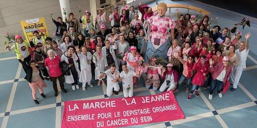 """Marche """"La Jeanne"""" Octobre Rose"""