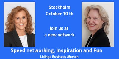Speed Networking for Women in Stockholm