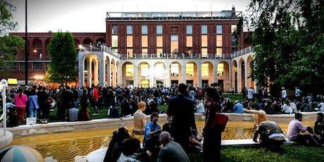 INFO MILANO - Milano Fashion Week 2019 Evento Aperitivo Giardini Triennale biglietti