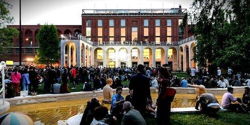 INFO MILANO - Milano Fashion Week 2019 Evento Aperitivo Giardini Triennale