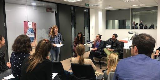 22@ Barcelona Toastmasters - Public Speaking / Hablar en publico - 26/9