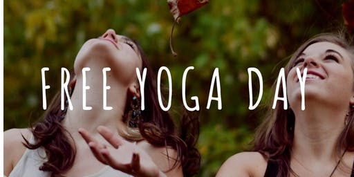 Free YOGA & MINDFULNESS day