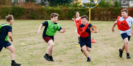 Merseyside - Introduction to Quidditch - Certification  tickets