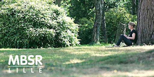 MBSR - Lille : Journée de pratique de la pleine conscience en silence - Mouvaux - Emmanuel