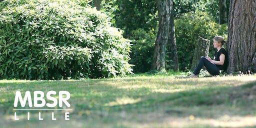 MBSR-Lille : Journée de pratique de la pleine conscience en silence MBSR et MECL - Mouvaux - Sophie
