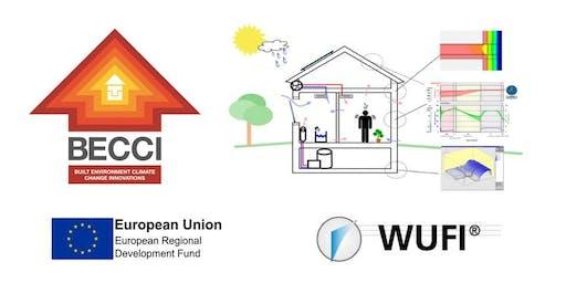 Hygrothermal Analysis Workshop using WUFI Software