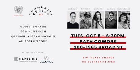 UnderstandUs Community Series: presented by Acura tickets